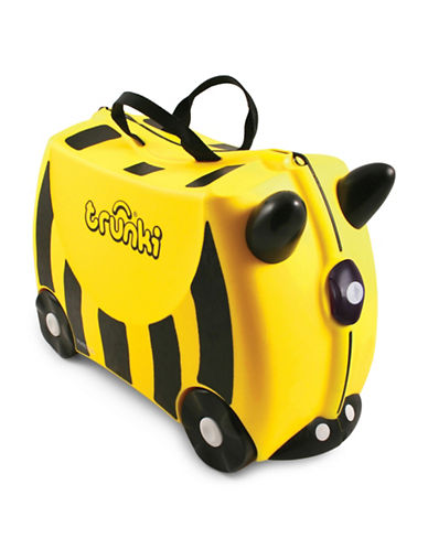 Trunki Ride-On Suitcase Bernard Bee-YELLOW-One Size