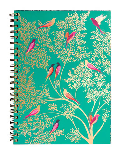 Portmeirion Sara Miller London Notebook-MULTI-One Size