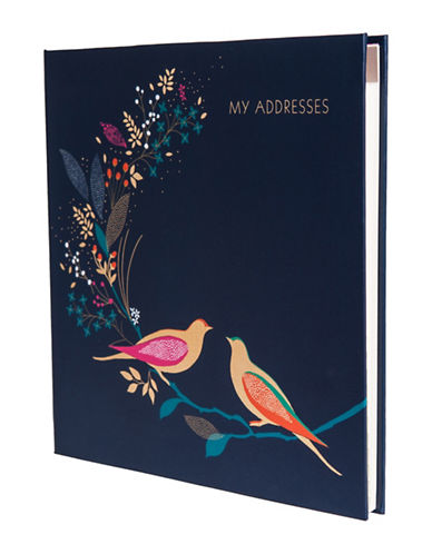 Portmeirion Sara Miller London Address Book-MULTI-One Size