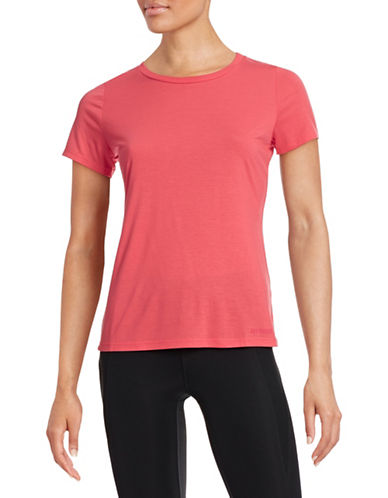 Ivy Park Jersey Crew Neck Tee-PINK-Large 88384550_PINK_Large