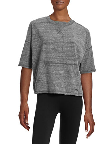 Ivy Park Split Back Sweatshirt-GREY-X-Large 88392095_GREY_X-Large