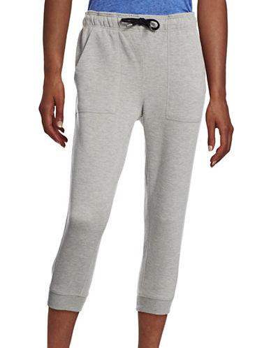 Ivy Park Slim Leg Capri Joggers-GREY-Medium 88391995_GREY_Medium
