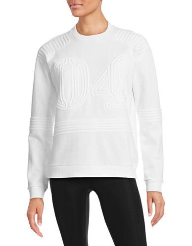 Ivy Park Corded 04 Sweatshirt-WHITE-Medium 88384546_WHITE_Medium