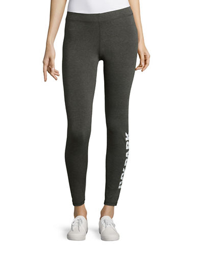 Ivy Park Logo Waist Leggings-GREY-Small 88534407_GREY_Small