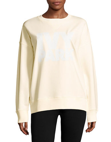 Ivy Park Logo Sweater-CREAM-Large 89122876_CREAM_Large