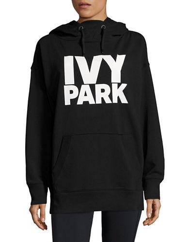 Ivy Park Logo Hoodie-BLACK-Small 89122831_BLACK_Small
