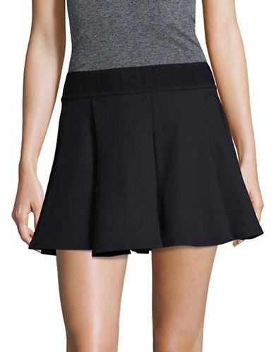 Ivy Park Logo Elastic Skort-BLACK-X-Small 89312232_BLACK_X-Small