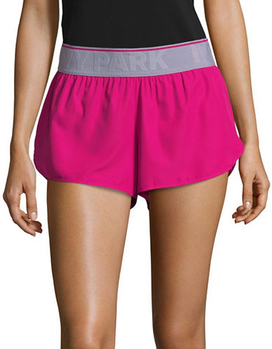 Ivy Park Lined Running Shorts-FUSCHIA-Large 89281220_FUSCHIA_Large