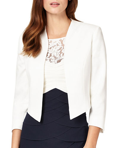 Phase Eight Tabitha Jacket-IVORY-UK 18/US 14