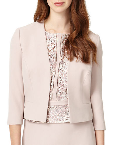 Phase Eight Mia Jacket-PINK-UK 10/US 6