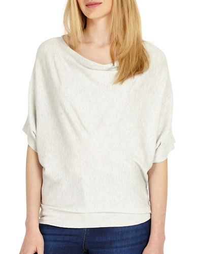 Phase Eight Calanthe Cowlneck Jumper-BEIGE-X-Small