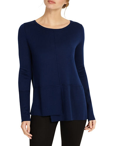 Phase Eight Felicity Sweater-BLUE-UK 12/US 8