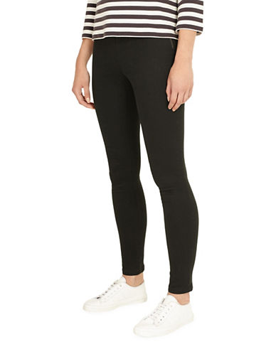 Phase Eight Amina Darted Jeggings-GREEN-UK 14/US 10
