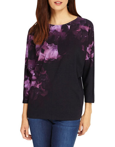 Phase Eight Davina Top-PURPLE-UK 8/US 4
