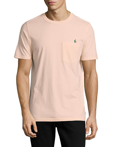 Ps By Paul Smith Embroidered Watermelon T-Shirt-PINK-Medium 89051682_PINK_Medium