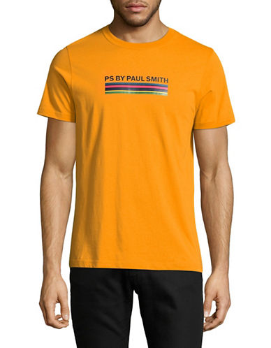 Ps By Paul Smith PS By Paul Smith T-Shirt-ORANGE-X-Large