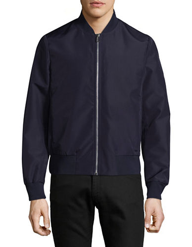 Ps By Paul Smith Bomber Jacket-NAVY-Large