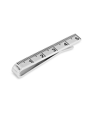 Paul Smith Ruler Tie Bar-SILVER-One Size