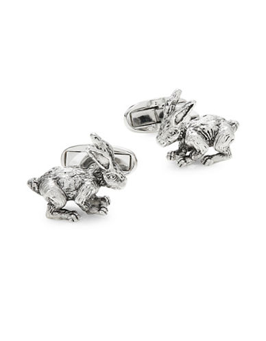 Paul Smith Bunny Rabbit Cufflinks-GOLD-One Size