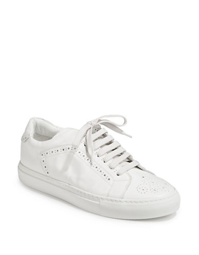 Paul Smith Miyata Camouflage Sneakers-WHITE-8.5