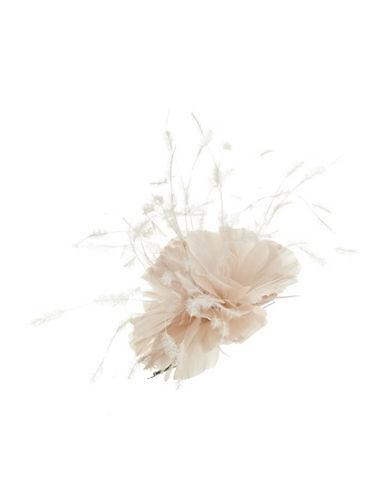 Jacques Vert Trio Flower Hair Clip-NEUTRAL-One Size