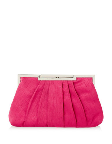 Jacques Vert Crossover Clutch-DARK PINK-One Size