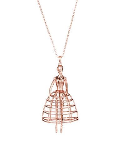 Petticoat ballerina pendant necklace hudsons bay aloadofball Choice Image