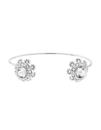 Ted Baker London Seniie Swarovski Crystal Daisy Lace Bracelet-CRYSTAL-One Size