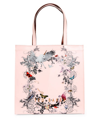 Ted Baker London Enchanted Dream Large Tote-PINK-One Size