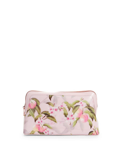 Ted Baker London Peach Blossom Washbag-LIGHT PINK-One Size