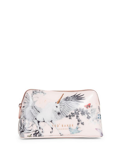 Ted Baker London Enchanted Cosmetic Pouch-PINK-One Size