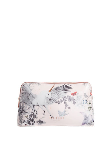 Ted Baker London Enchanted Wash Bag-PINK-One Size