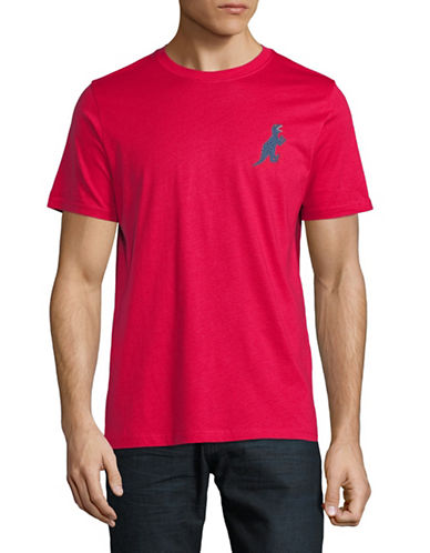 Ps By Paul Smith Dino T-Shirt-RED-Medium
