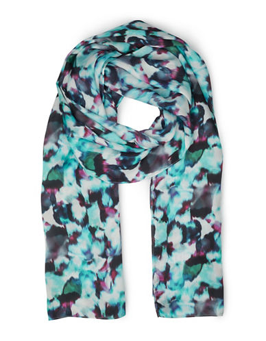 Eastex Harvest Haze Scarf-GREEN-One Size