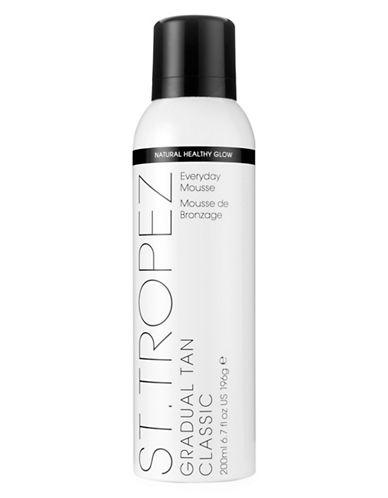 St. Tropez Gradual Tan Everyday Mousse-NO COLOUR-200 ml