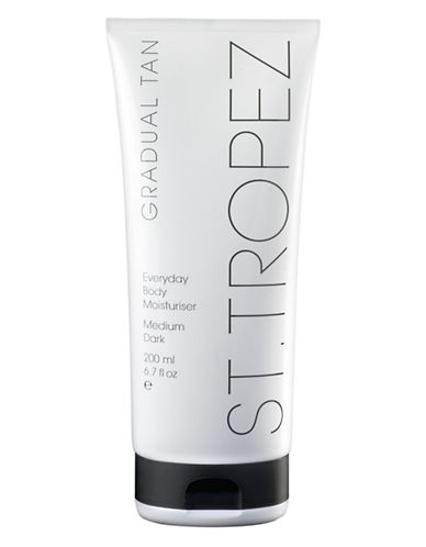 St. Tropez Gradual Tan Everyday Body Moisturiser - Medium to Dark-NO COLOUR-6 ml