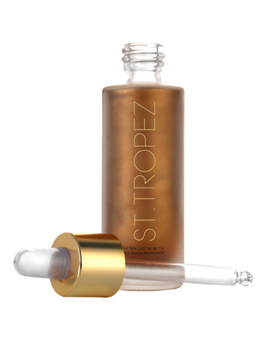 St. Tropez Luxe Dry Facial Oil-NO COLOUR-One Size