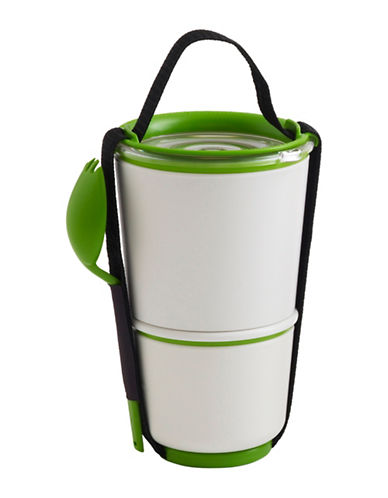 Black + Blum Lunch Pots with Strap-LIME-One Size