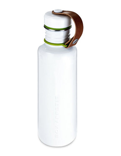 Black + Blum Large Water Bottle-WHITE-One Size