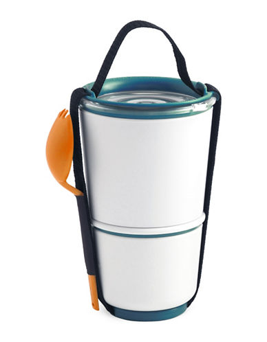 Black + Blum Lunch Pots with Strap-OCEAN-One Size