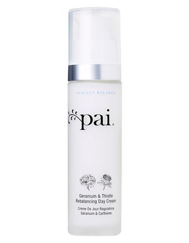 Pai Skincare Geranium and Thistle Rebalancing Day Cream-NO COLOUR-50 ml