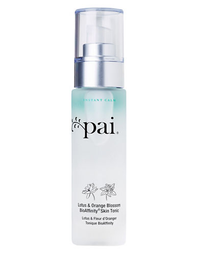 Pai Skincare Lotus and Orange Blossom Bioaffinity Skin Tonic-NO COLOUR-50 ml