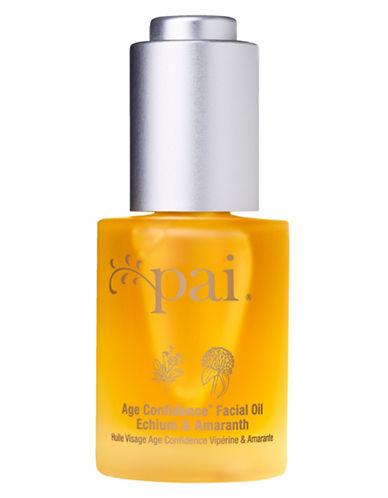 Pai Skincare Age Confidence Facial Oil Echium and Amaranth-NO COLOUR-30 ml