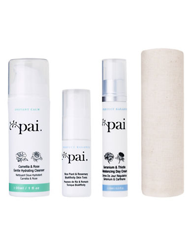 Pai Skincare Perfect Balance Four-Piece Travel Collection-NO COLOUR-One Size