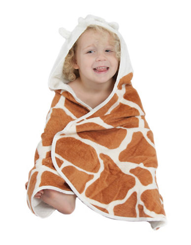 Cuddledry Cuddlesafari Dress-Up Style-BROWN/WHITE-One Size