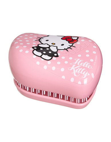 Tangle Teezer Pink Sizzle Compact Styler-HELLO KITTY PINK-One Size