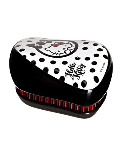 Tangle Teezer Pink Sizzle Compact Styler-HELLO KITTY BLACK WHITE-One Size