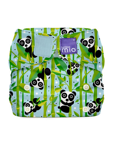 Bambino Mio Miosolo All-in-One Diaper-PANDAMONIUM-One Size