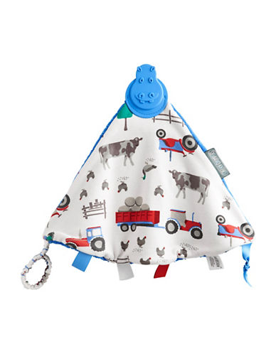 Cheeky Chompers Comfortchew Teething Comforter-MULTI-One Size