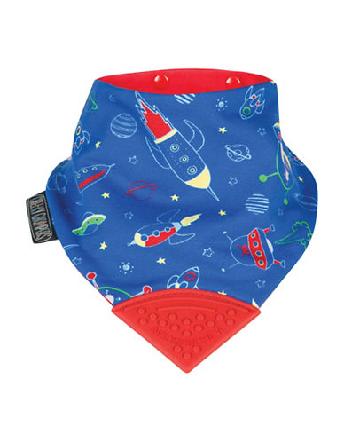 Cheeky Chompers Neckerchew Dribble Bib-MULTI-One Size